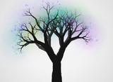 不思議な木23