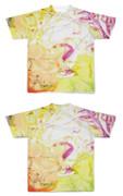 Tシャツ フルグラフィック サラダファミリア