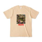 Tシャツ ナチュラル HIT&CAT