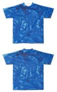 Tシャツ フルグラフィック レントゲン☆ブルー