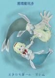 人魚魔理沙と人魚アリス