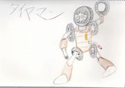 タイヤマン【ロックマン11いい大人達応援企画】