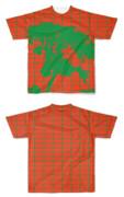 Tシャツ フルグラフィック ブロッコリーケチャップ