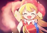 ウワー!!!地獄の妖精だー!!!!