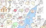 しりとりの森2020/07/12