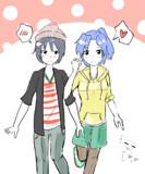 ぎゅうこむ私服デート☆