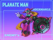 プラネートマン いい大人達ロックマン11企画絵(遅刻)