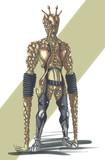 オリジナル怪人/ジラフミステイカー