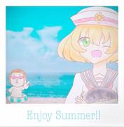 【テーマOK】Enjoy Summer!