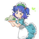 きゅうりサンドイッチ