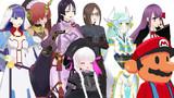 マリオと英霊の仲間たち