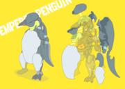 ペンギン型のゾイド
