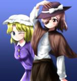 メリー&蓮子