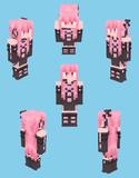 【Minecraft】琴葉茜:シンセサイザー衣装【Alex】