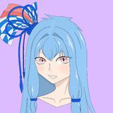 「いー」な葵ちゃん