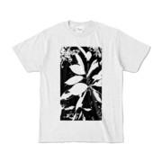 Tシャツ アッシュ Origin_Leaf