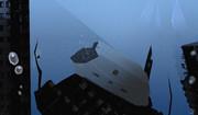 海底に沈んだピピンアットマーク