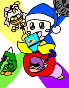 DSで遊ぶポピーブロスjr.