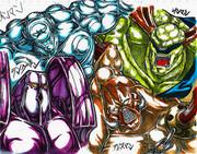 完璧超人始祖4578完璧カラー版