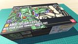 ガルスJ / 16色ドット絵ガンプラ箱絵風3D
