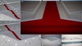 簡易ステージ「stage_SV11 (階段盆地)」(MMDステージ配布)