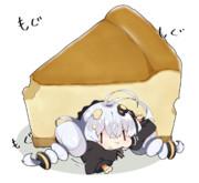 チーズケーキあかり。