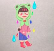 梅雨時々萌え(長男)