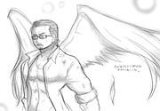 THEALFEEの桜井賢さんはかっこいいよ!羽根つき筋肉賢おじさんだよ!