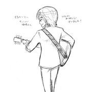 THEALFEEの坂崎幸之助さんは後ろ姿もかっこいいしセクシーですよ!