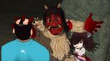 【3D】きりたん幼少期 #3