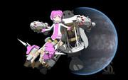 戦闘衛星少女 カット2