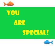好きな言葉ーYou Are Special