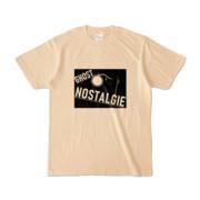 Tシャツ ナチュラル GHOST_NOSTALGIE