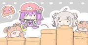 スーパーゆかりさんワールド W3