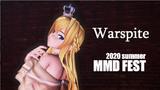 【20夏MMDふぇすと展覧会】Warspite