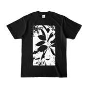 Tシャツ ブラック Origin_Leaf