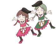 クレイジーバックダンサーズ(動)