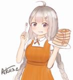 ホットケーキのあかりちゃん