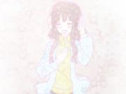 手のひらに虹を写して 私は歌う