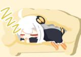 居眠りあかりちゃん