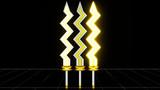 【MMD】Thunder Sword【アクセサリ配布】