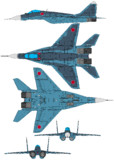 【bagera3005】MiG-29を自衛隊に配備してみた。