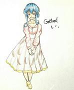 ゴトランドさんとお絵描き練習2