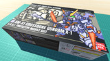 クロスボーン・ガンダムX-1 / 16色ドット絵ガンプラ箱絵風3D