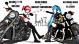 NEGI/DRILL×HARLEY-DAVIDSON