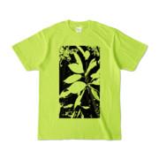 Tシャツ ライトグリーン Origin_Leaf