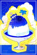 ホエルコかき氷ランド