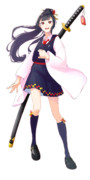 【N高ネット文化祭2020】ミスコンテスト 柊良撫(ヒイラギラナ)