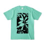 Tシャツ アイスグリーン Origin_Leaf