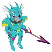 竜騎士カインガンダム